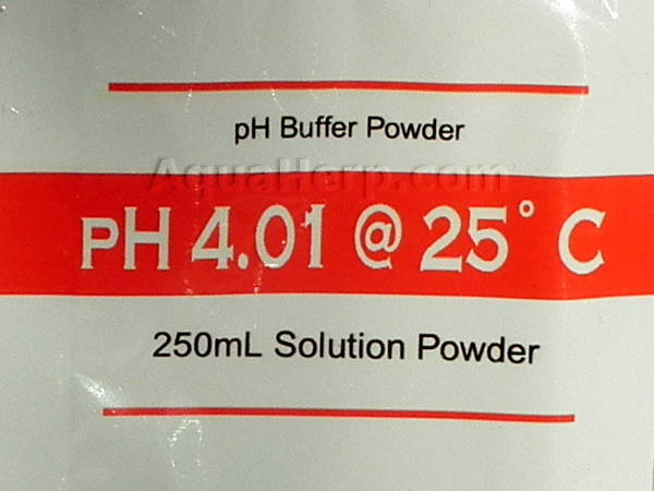 pH Buffer Powder 4.01pH