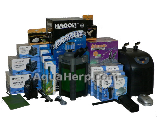 Aquarium Accessories & Tools