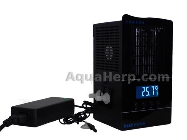 Small Cooling Unit : Aquarium water chiller terrarium cooling unit aquaherp
