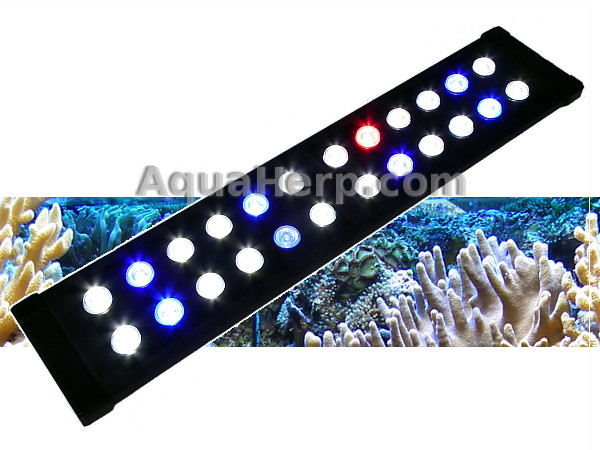 LED Aquarium Light Daylight-C REEF 50cm 20W