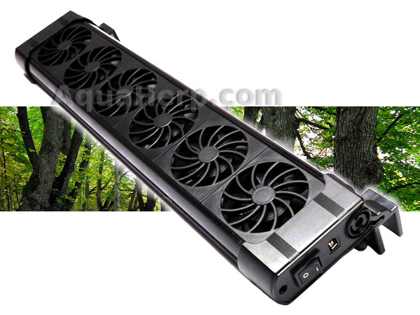 Cooling / Ventilation Fan Unit (6 fans)
