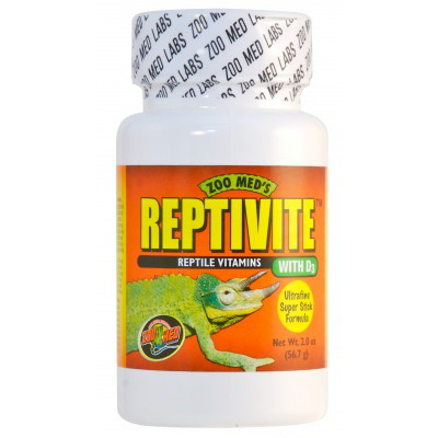 Zoomed Reptivite with D3 56g
